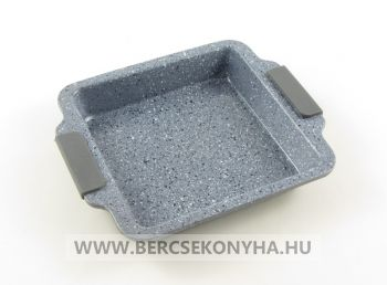 Gránit bevonatos tepsi 27x22,5 cm - Perfect Granite Line