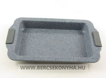 Gránit bevonatos tepsi 37x23 cm - Perfect Granite Line