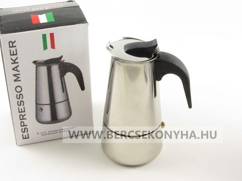 5886df53c0 Rozsdamentes kávéfőző 4 személyes - Tidal Arise
