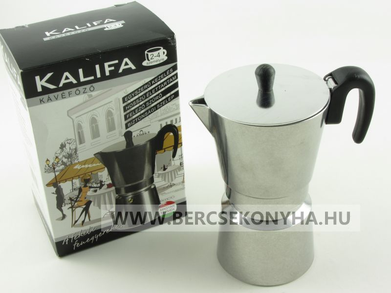 2cd0a30dba Szarvasi kávéfőző 2-4 személyes - Kalifa